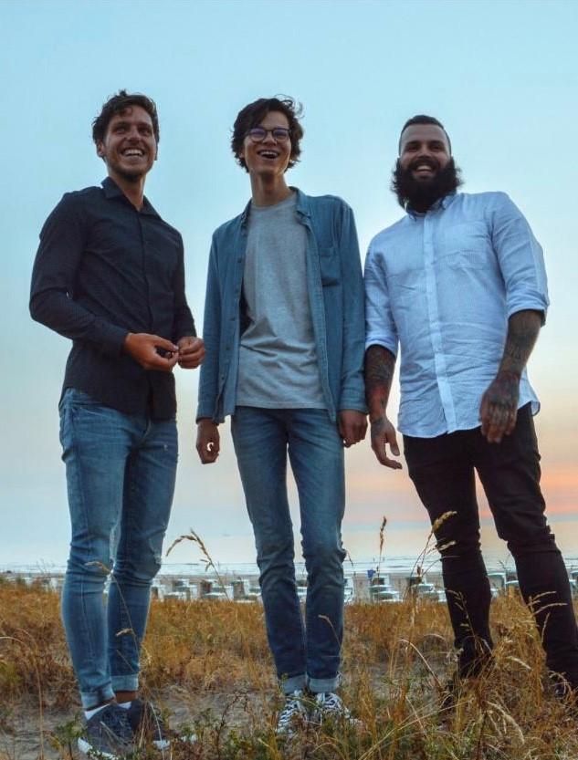 Huis En Tuin Trio